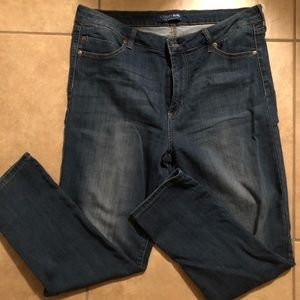 Celebrity Blues denim jeans preowned